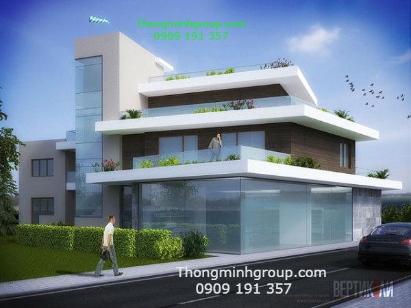 Biệt Thự -Nhà Phố 3D DeSigns
