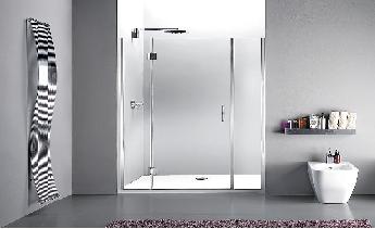 Sự đa dạng trong sử dụng vách phòng tắm kính cường lực