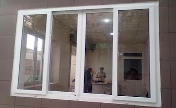 Ưu điểm siêu việt cửa sổ nhôm lùa kính cường lực