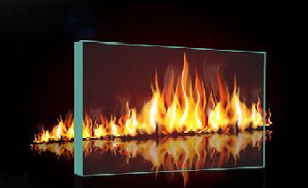 Khám Phá Về Kính Cường Lực Chống Cháy