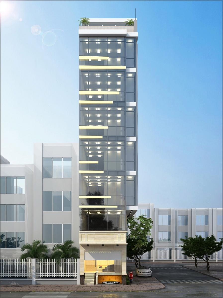 Loại kính nào được sử dụng trong các tòa nhà cao tầng