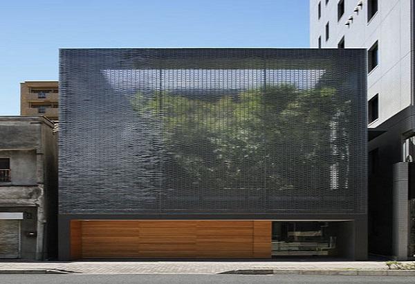Optical Glass House - Ngôi nhà kính cường lực mang xu thế thời đại